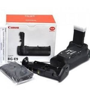 Foto Produk Canon Battery Grip BG-E9 untuk kamera Canon 60D dari sensordigital