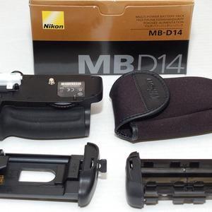 Foto Produk Battery Grip MB-D14 For Nikon D600 Fullframe dari sensordigital