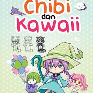 Foto Produk Mudah Menggambar Manga Gaya Chibi dan Kawaii dari Toko Kutu Buku