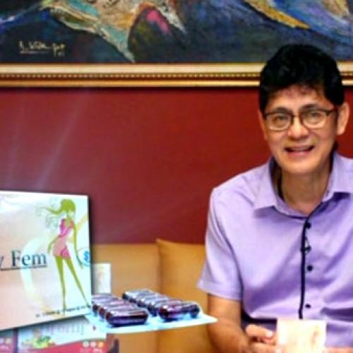 Foto Produk Ladyfem Lady Fem Rekomendasi Dokter Boyke Sangat cocok buat Promil dari Pusat-Herbal