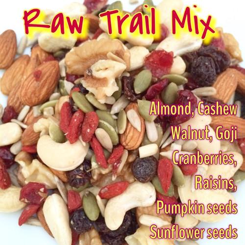 Foto Produk Raw Trail Mix 300gr dari Slim & Fit