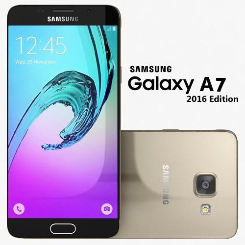 Foto Produk Samsung Galaxy A7 (2016) | Garansi Resmi 1 Tahun / Samsung A7 2016 dari SALSA ART OFFICIAL SHOP
