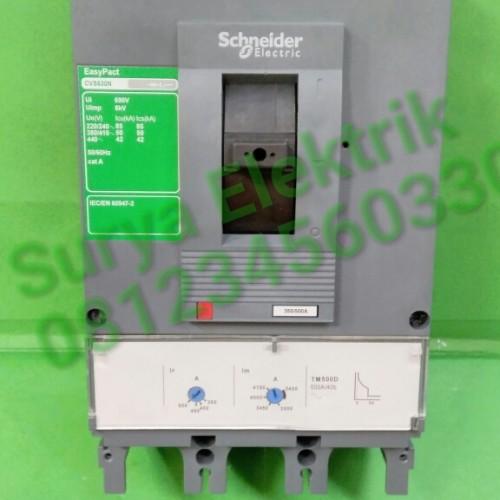 Foto Produk mccb mcb breaker schneider cvs 400n 320a 50ka CVS 400N 320A bkn 300 dari SURYA-ELEKTRIK