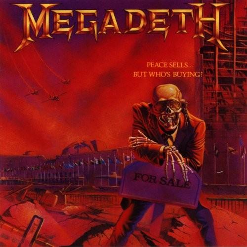 Foto Produk Megadeth dari Sevennia