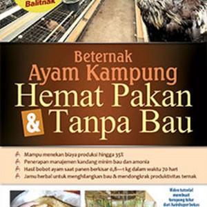 Foto Produk Beternak Ayam Kampung Hemat Pakan & Tanpa Bau dari Toko Kutu Buku
