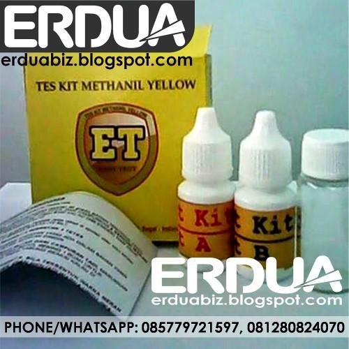 Foto Produk Test Kit Methanil Yellow Termudah dari ERDUA Business