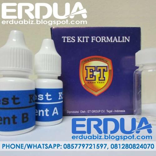 Foto Produk Test Kit Formalin Termudah dari ERDUA Business