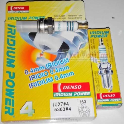 Foto Produk busi iridium iu27 cbr150fi cbu all new cbr 150 k45g ,cbr 150 k45 lokal dari BarcelonaCUSTOM