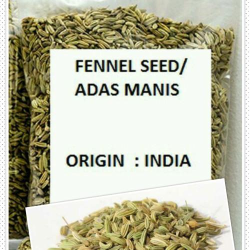 Foto Produk Adas Manis / Fennel Seed - 100 gram dari Grocery Ingredients