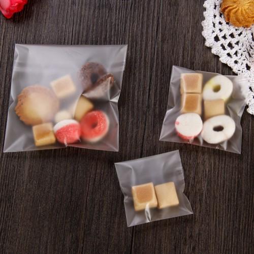 Foto Produk Plastik Opp Seal 11 x 12 tempat bungkus roti, kue, donat packing dove dari Jual Grosir Online
