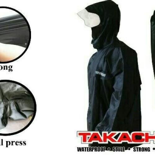 Foto Produk JAS HUJAN GRADE KARET TAKACHI JAPAN ORIGINAL FULL PRESS dari Xtreme shop