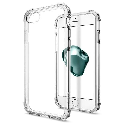 Foto Produk Spigen SGP Case Crystal Shell for Apple iPhone 7 - Clear Crystal dari forgadgetstore