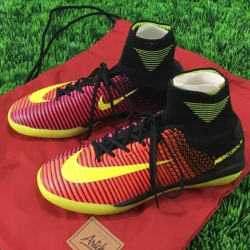 Foto Produk sepatu futsal nike elastico superfly crimson grade ori import dari Sports Shop 1