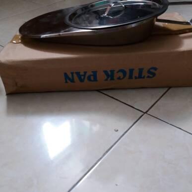 Foto Produk Pispot Sodok Stainless dari Mitra Nusantara Medika