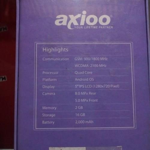 Foto Produk Axioo PICOphone M4P 2/16 GB dari Macam Macam Hp/Tablet