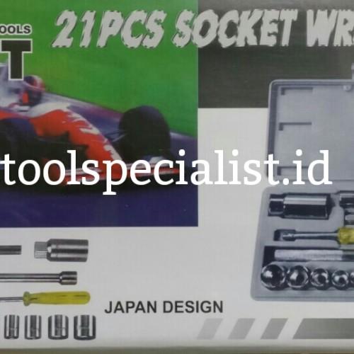 Foto Produk Kunci Sok 21 Pcs dari Tools Specialist