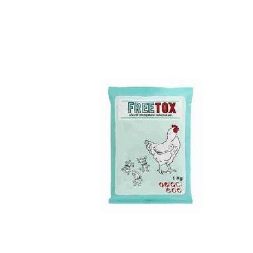 Foto Produk freetox obat mengatasi mikotoksin pada ternak produksi medion 1 kg dari vetma pet and poultry