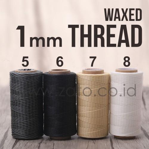 Foto Produk Waxed Leather Thread | benang jahit kerajinan kulit | Leather tools dari ZATO INDONESIA