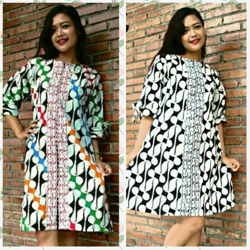 Foto Produk Dress Batik Parang Modern dari Babe Baby