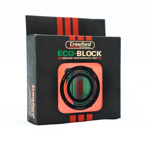 Foto Produk Eco Block by Crawford Performance, USA dari Jaya Asri Mobil