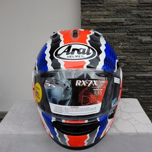 Foto Produk Arai RX-7X Doohan - XL dari premium helmet