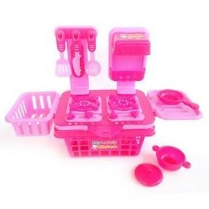 Foto Produk Mainan Anak My Lovely Kitchen Set, Alat Masak Dapur dari istanatoys.net