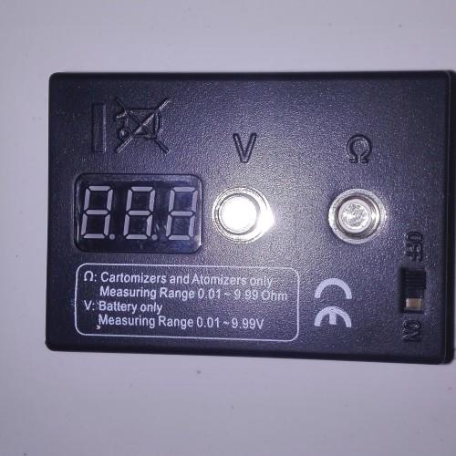 Foto Produk OHM meter dari vapepower