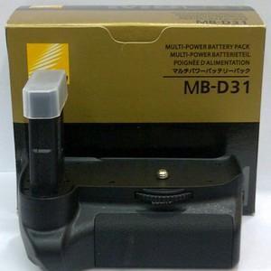 Foto Produk Battery Grip Nikon MB-D31 For Nikon D3100 , D3200 , D3300 dari sensordigital