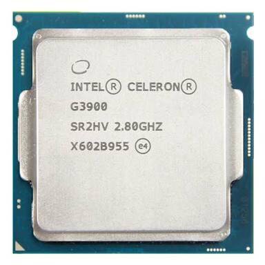Foto Produk processor celeron g3900 tray+fan ori 1151/skylake dari iconcomp
