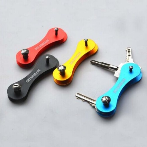 Foto Produk Key Smart Organizer / Keychain Gantungan Tempat Kunci Holder UNIK LUCU dari Diin Shop