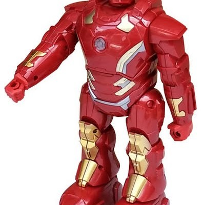 Foto Produk Mainan Anak Laki Laki - Robot Iron Man Ironman 3 Avengers Marvel dari Toko DnD