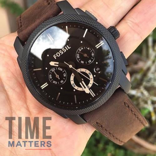 Foto Produk Jam Tangan Fossil Pria   Original   Garansi Resmi   FS4656 dari Time Matters