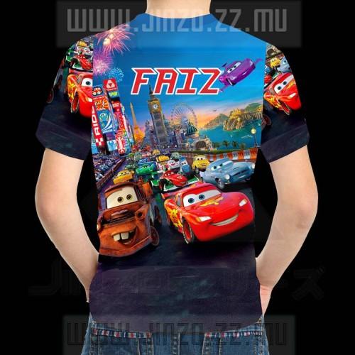 Foto Produk Baju Anak Kartun Disney Cars 2 dari Jinzo Series