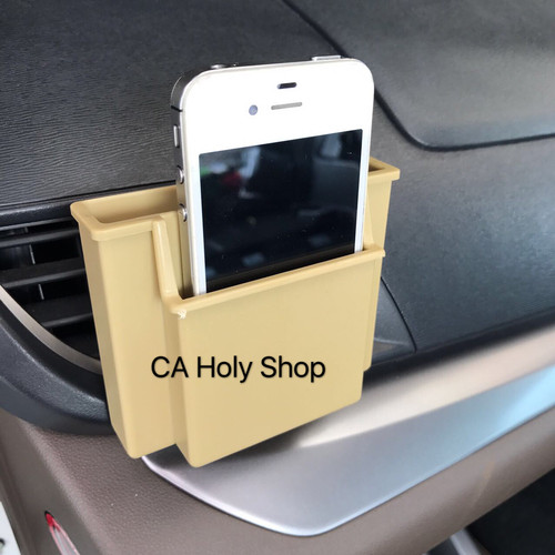 Foto Produk Car Outlet Wind storage box/car holder/car pocket dari CA Holy shop
