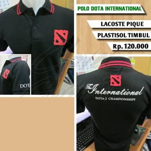 Foto Produk POLO DOTA INTERNATIONAL|| Dota Gaming dari Clover Gaming Indonesia