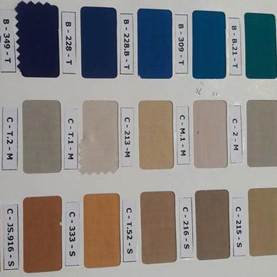 Foto Produk kain katun OXFORD/oxford polos platinum dari DESIGN 80