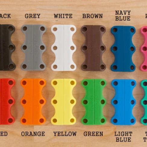 Foto Produk ZUBITS - Magnet Pengikat Tali Sepatu dari Juragan Helm ID