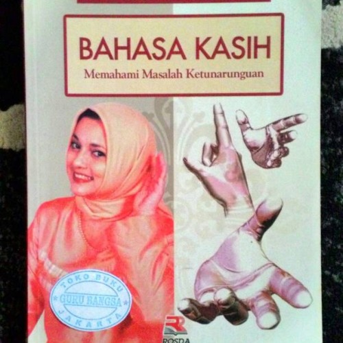 Foto Produk Buku Bahasa Kasih (memahami masalah ketunarunguan) dari Toko Guru Bangsa