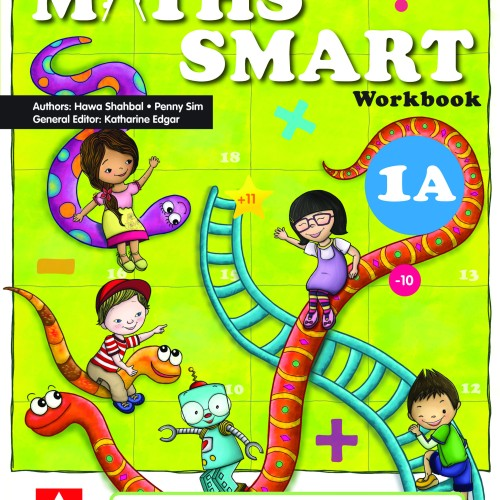Foto Produk Maths Smart Workbook 1A dari COMPTES BOOKSTORE