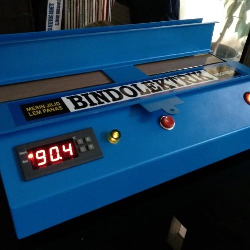 Foto Produk Mesin jilid Lem panas Bindolektrik DF4 dari Mesin Jilid Lem panas