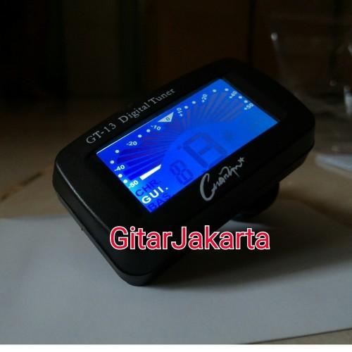 Foto Produk Digital Toner Alat Stem Gitar Bass Ukulele Murah Jakarta dari Hope Music Shop