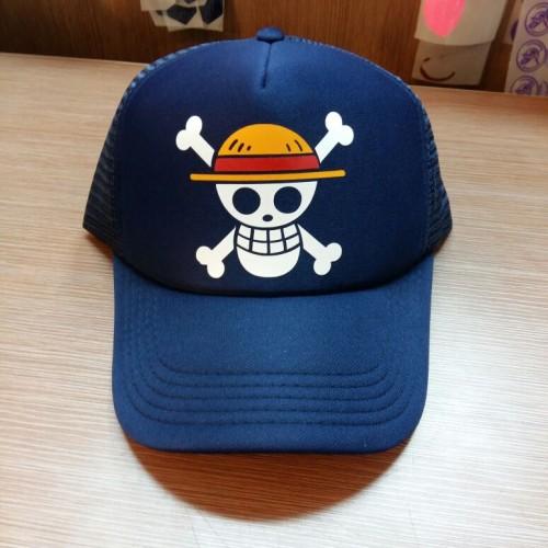 Foto Produk topi trucker one piece dari soccer_910