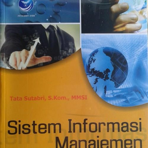 Foto Produk Buku Sistem Informasi Manajemen dari pesan buku