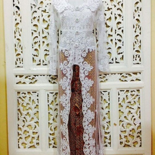 Foto Produk KEBAYA AKAD MODERN MUSLIM BAJU PENGANTIN MURAH dari kebayapengantin
