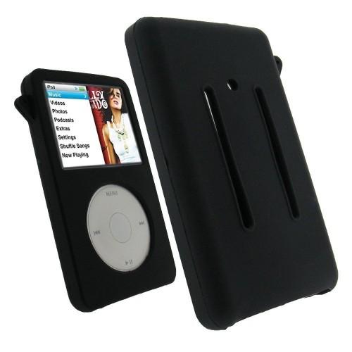 Foto Produk silicone case ipod classic 60gb/80gb - Putih dari a16com