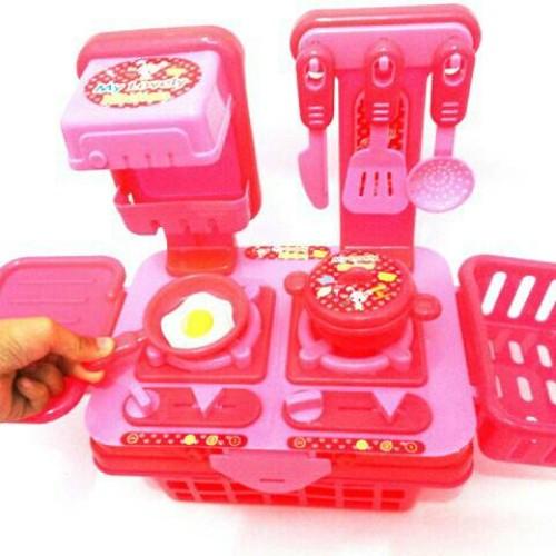 Foto Produk Mainan Masak Masakan dari MAG TOYS