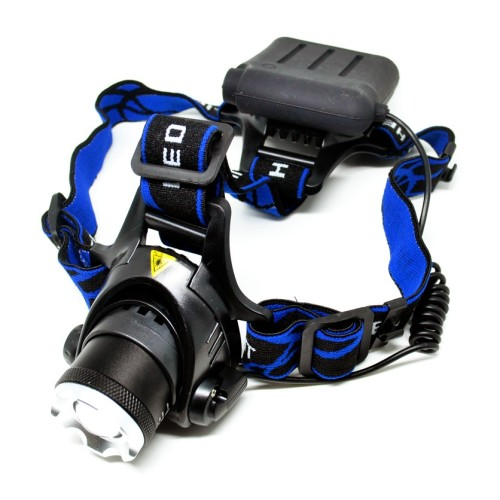 Foto Produk Headlamp LED Cree Lampu Senter Ikat Body Kepala Malam Berburu Mancing dari lbagstore