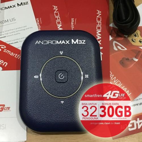 Foto Produk Modem Smartfren MiFi Andromax M3Z (Gratis Kuota Data 30GB) | Murah dari Murah Meriah M3Wah