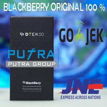 Foto Produk NEW BNIB Blackberry DTEK50 DTEK 50 anti hacking anti sadap ORIGINAL dari Putra Apple