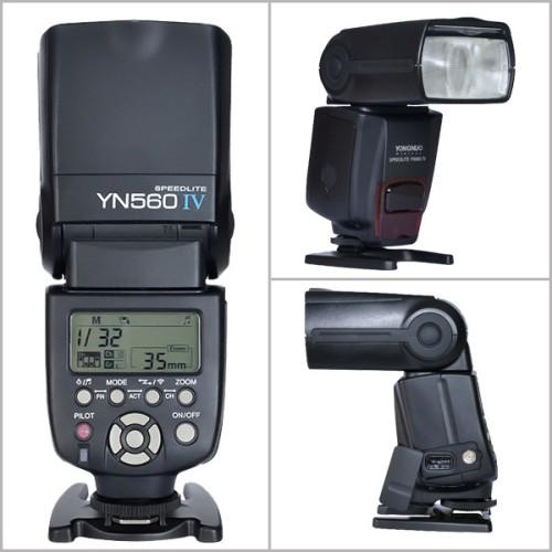Foto Produk External Flash Yongnuo 560 IV / YN 560 mark IV dari sensordigital